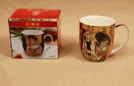 Šálek - Klimt